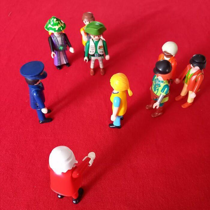 Constellations familiales individuelles - à l'aide de Playmobiles